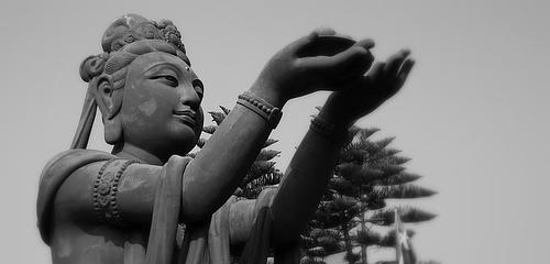 Asian Statue Photo