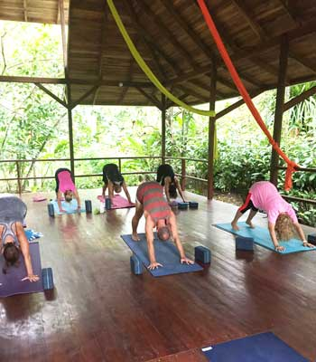 Photo of Costa Rica Yoga Retreat with Heather Benton