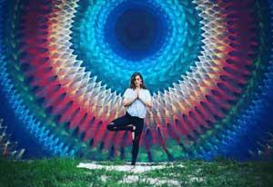 Beginner Yoga Graphic