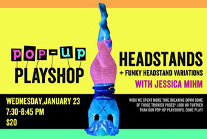 Pop-Up Headstands Graphic