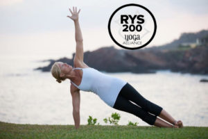 RYS 200 Training with Heather Benton.
